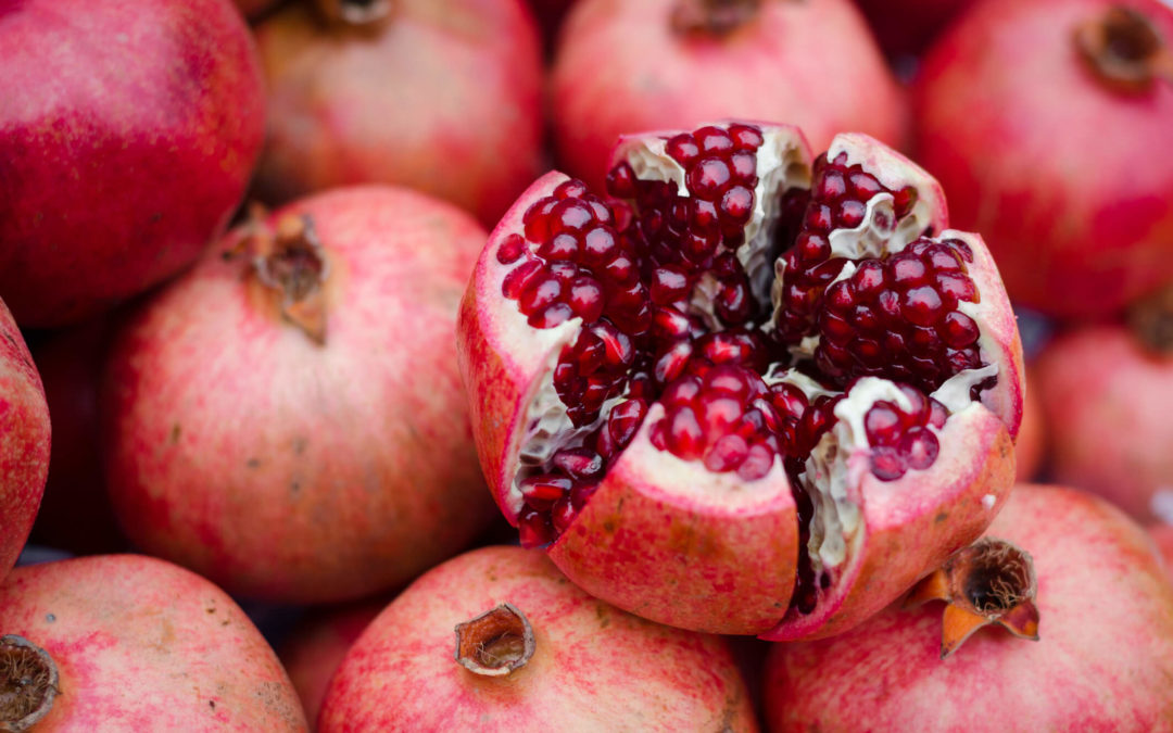 Top Pomegranate Health Benefits & Uses