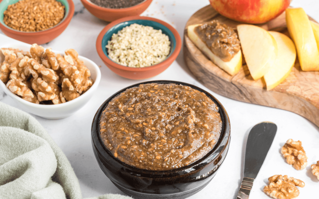 How to Make Nut Butter or Seed Butter